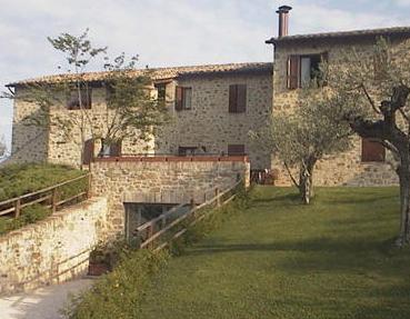 "Azienda agrituristica ""Le Colombe"" - Assisi"